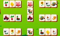 Dream Farm Link Mahjong
